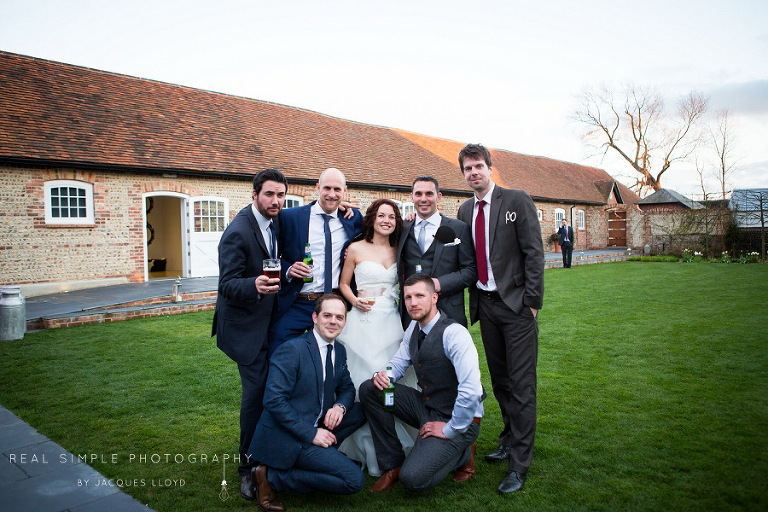 Will And Annabels Southend Barns Wedding