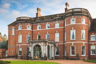 hampshire wedding venue - oakley hall