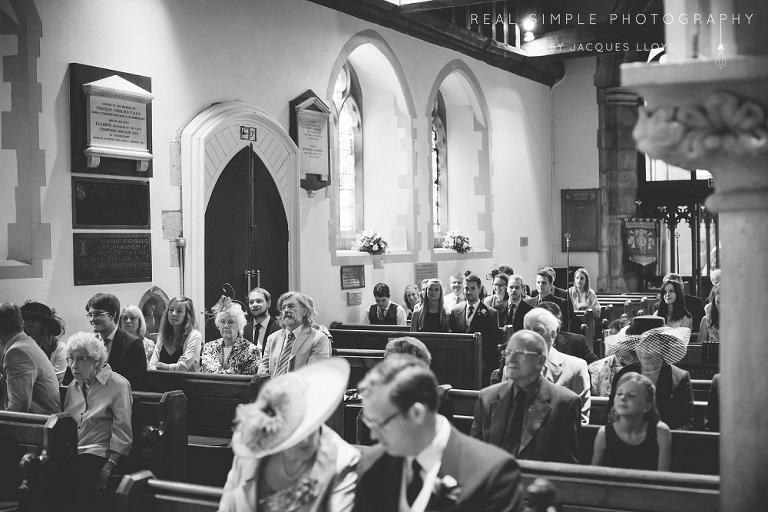Church Wedding - Saint Mary the Virgin Frensham, Surrey