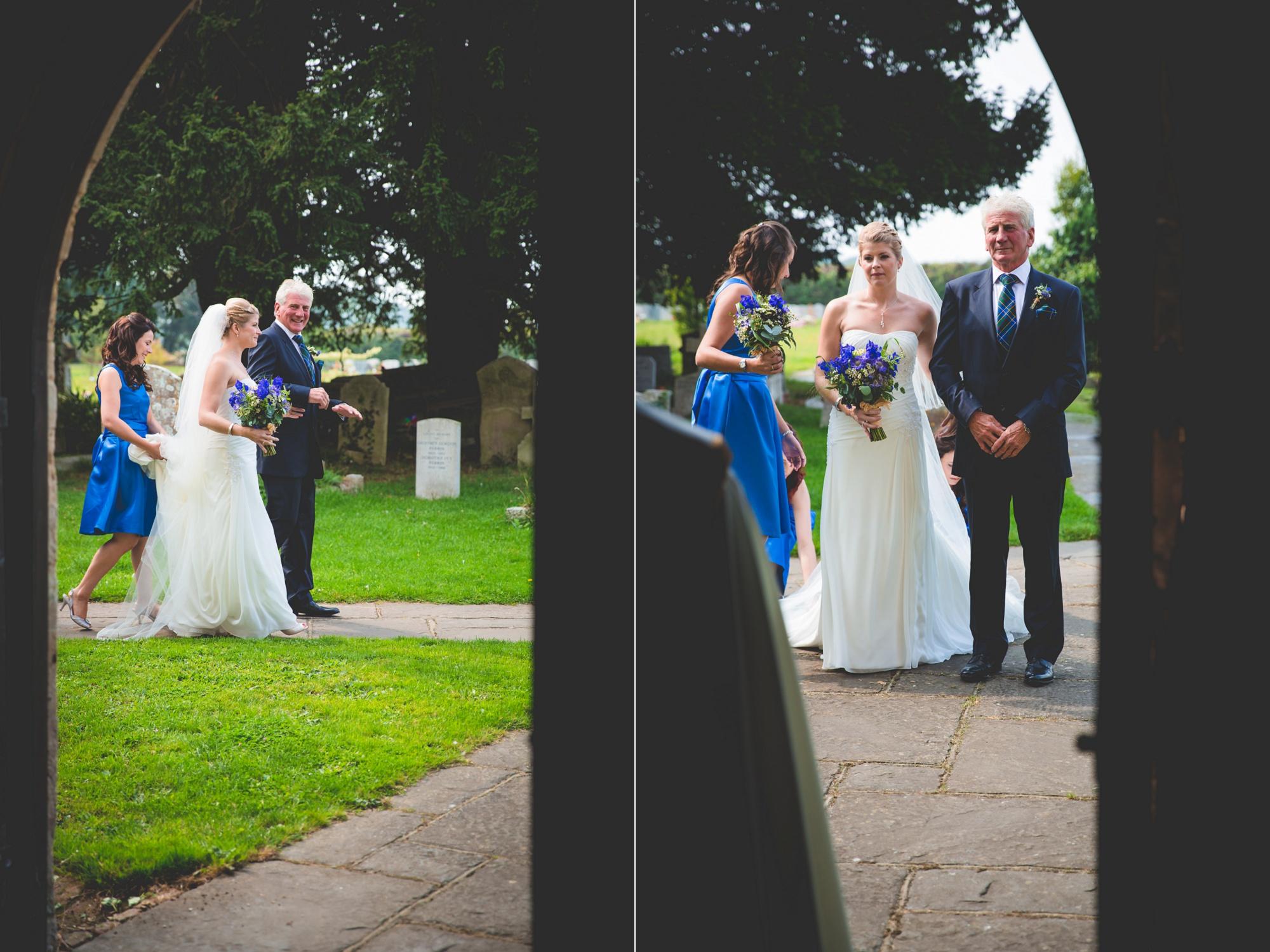 Wedding Photographer West Sussex - Farbridge Chichester