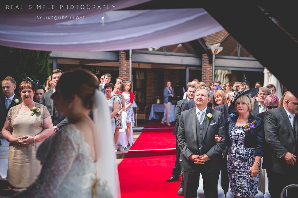Fredricks Hotel Wedding Photos by Real Simple Photogrpahy