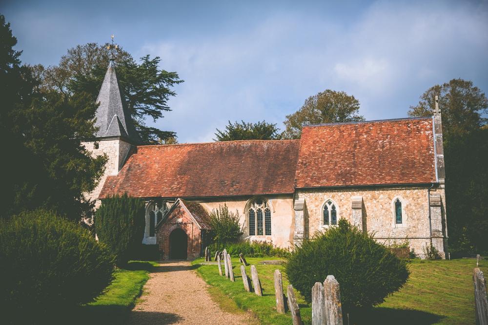 Farringdon, Hampshire Wedding Photos by Real Simple Photogrpahy - Wedding Photographer Petersfield