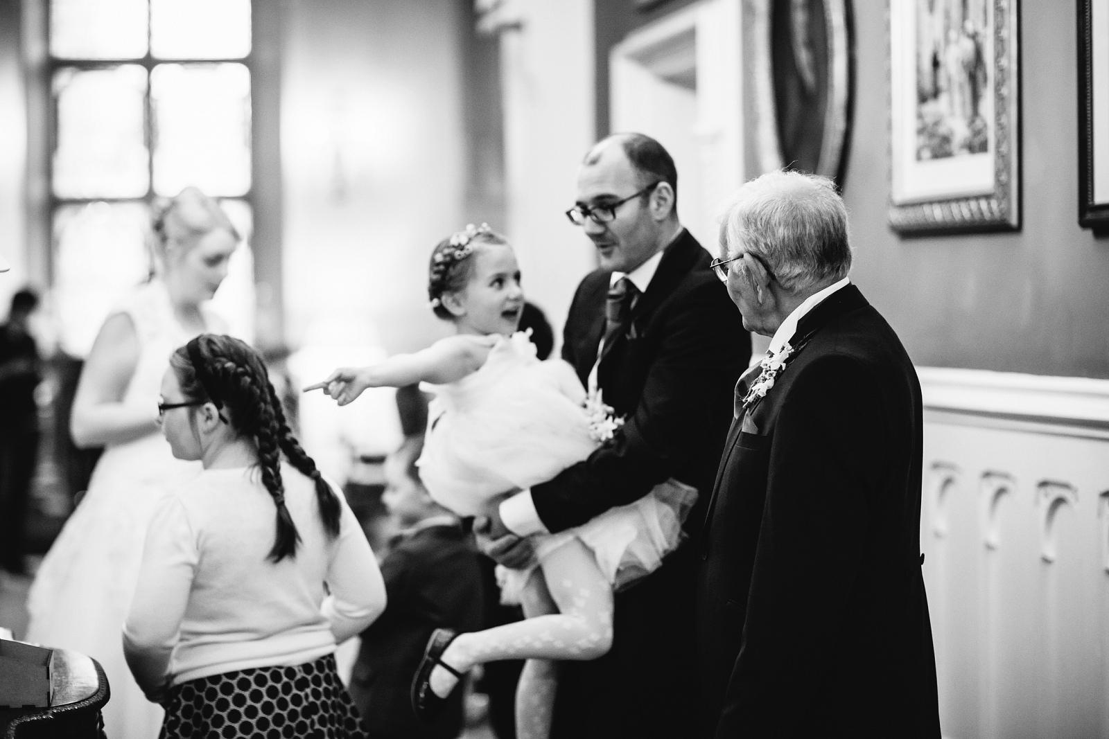 The eElvetham Wedding