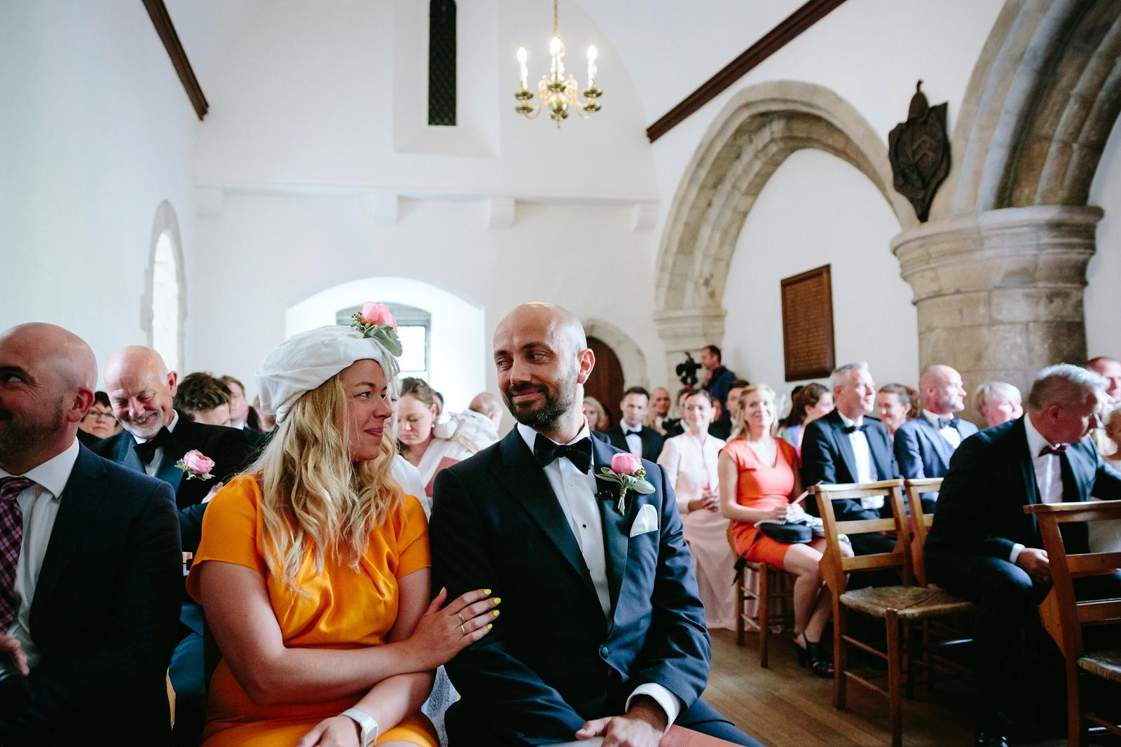 Farnham Castle Wedding Surrey