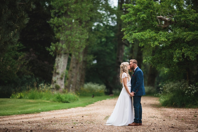 The Long Barn Wedding by Real Simple Photography