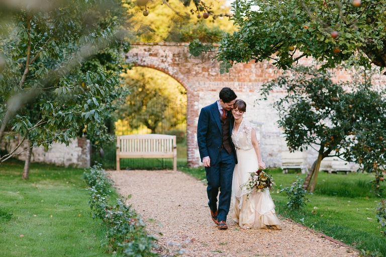 Chawton House Library Wedding by Real Simple Photography