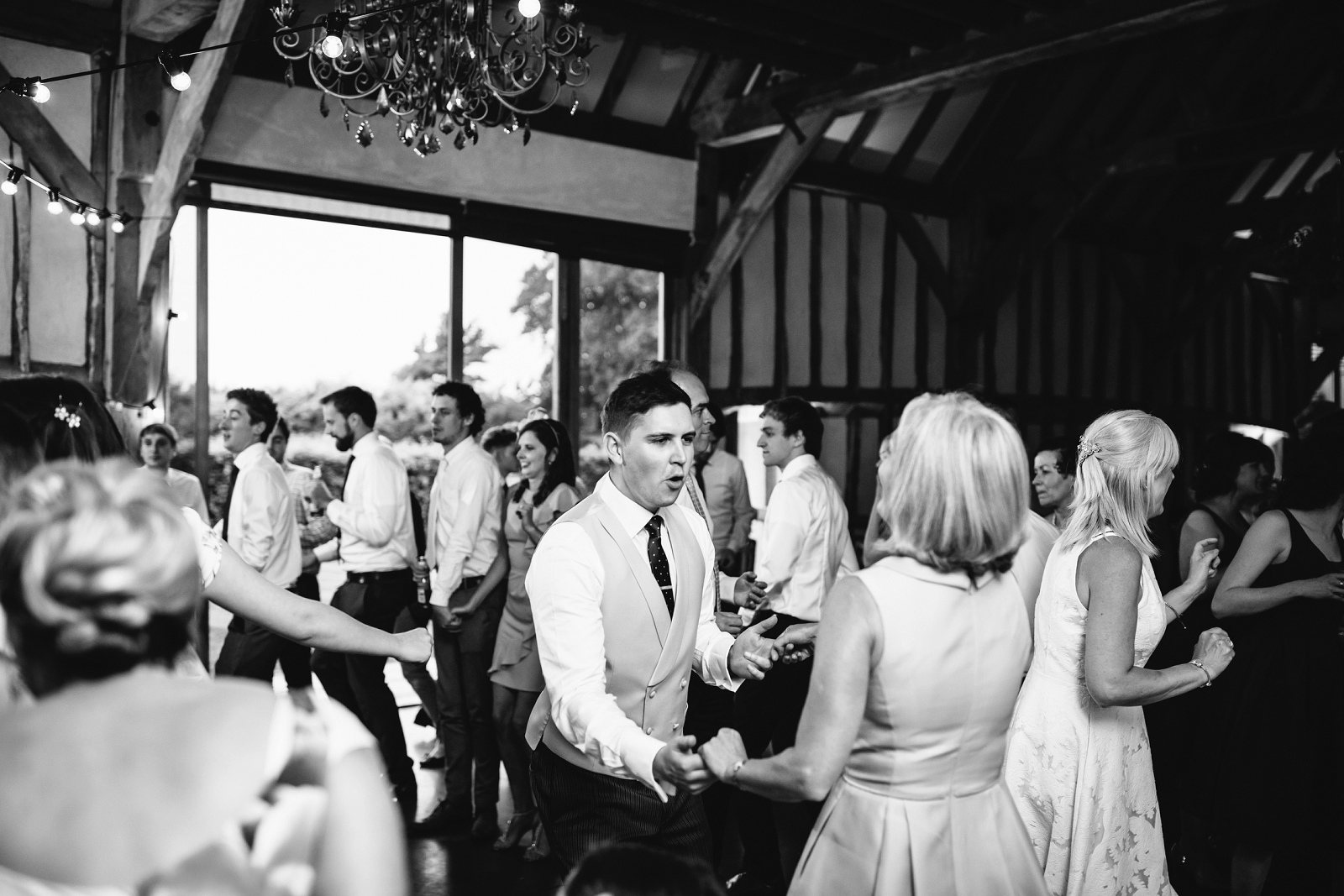 Southend Barns Wedding