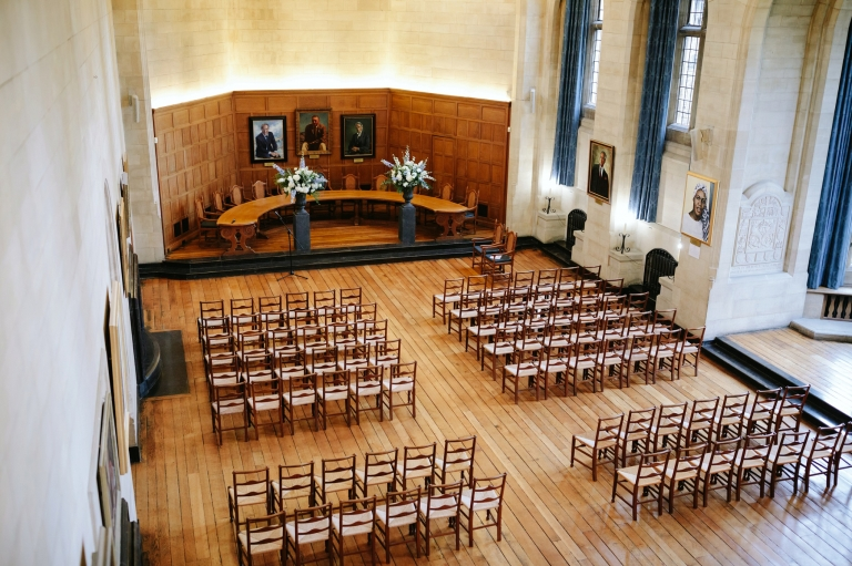 Rhodes House Wedding
