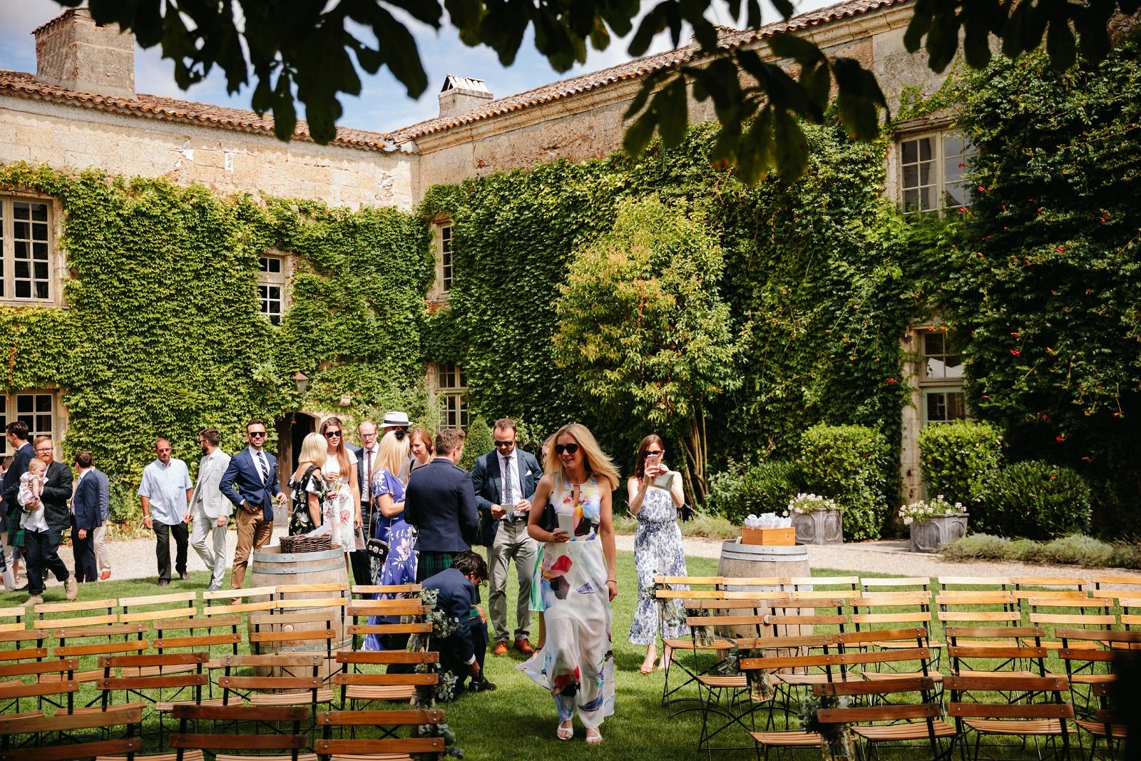 Chateau Rigaud Wedding