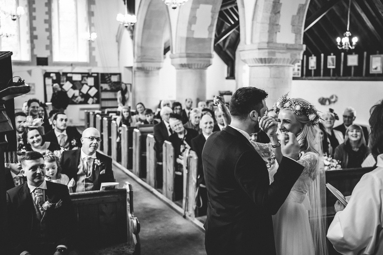 Rotherwick Village Hall Wedding