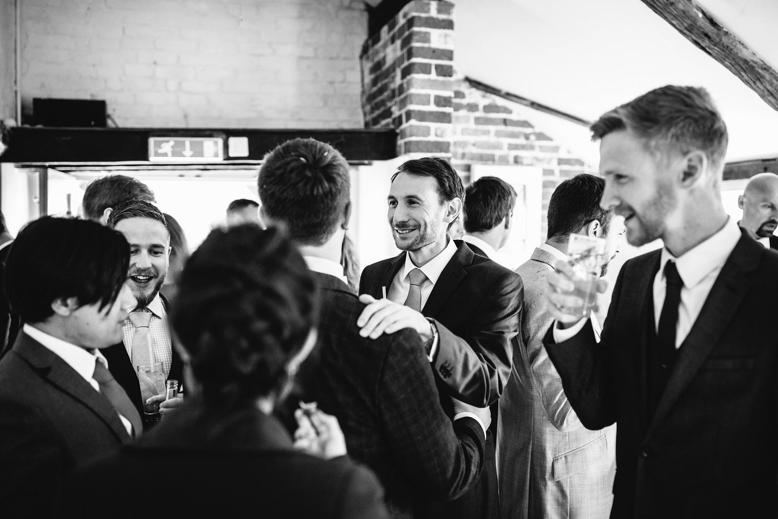 Sopley Mill Wedding