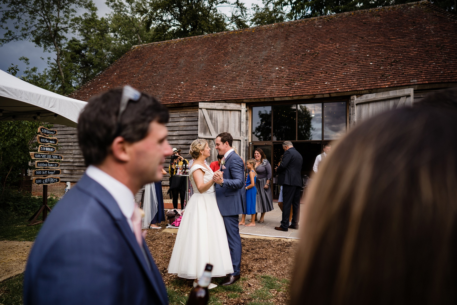 Gilbert Whites House Selbourne Wedding