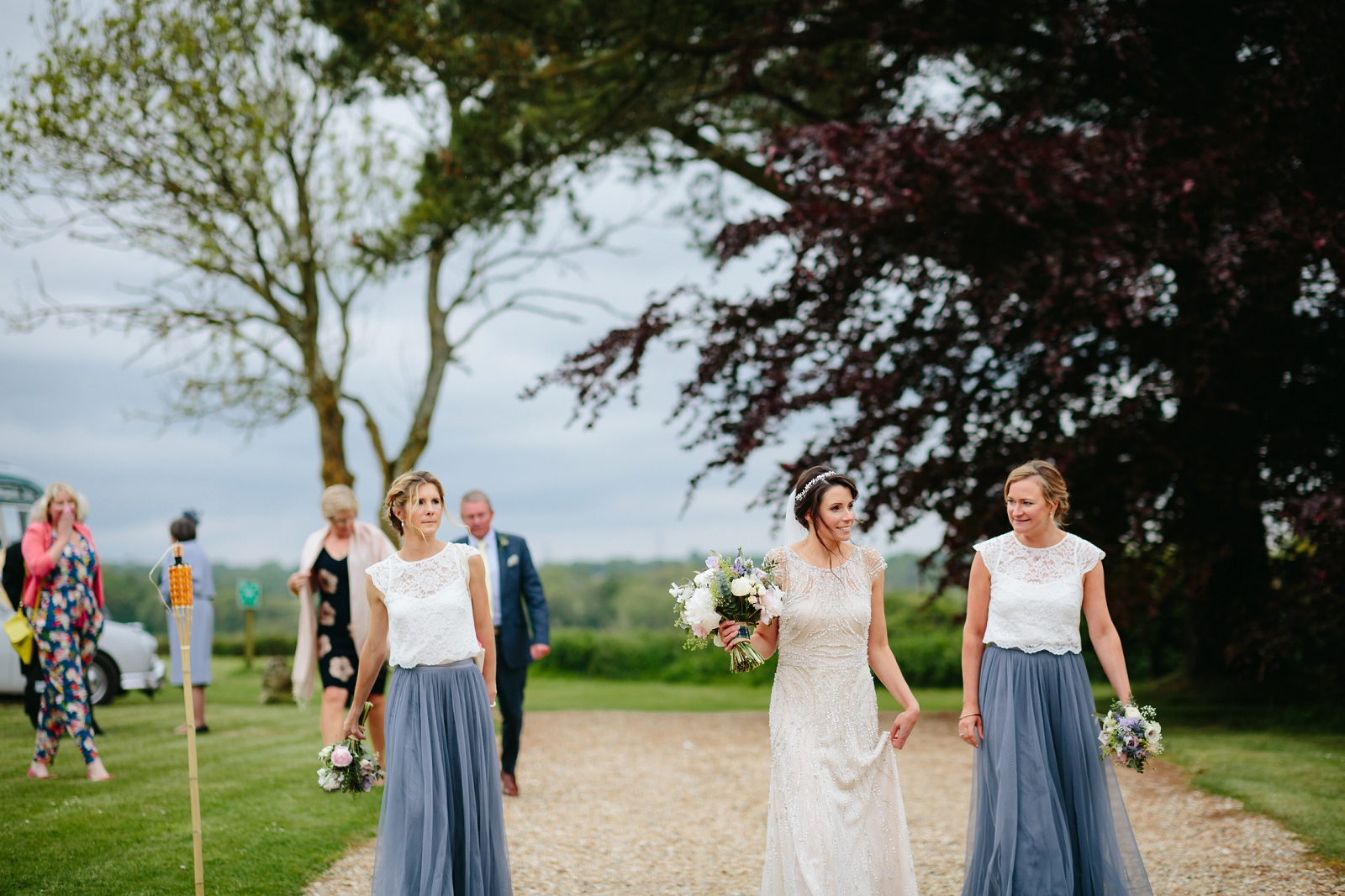 the long barn hampshire wedding