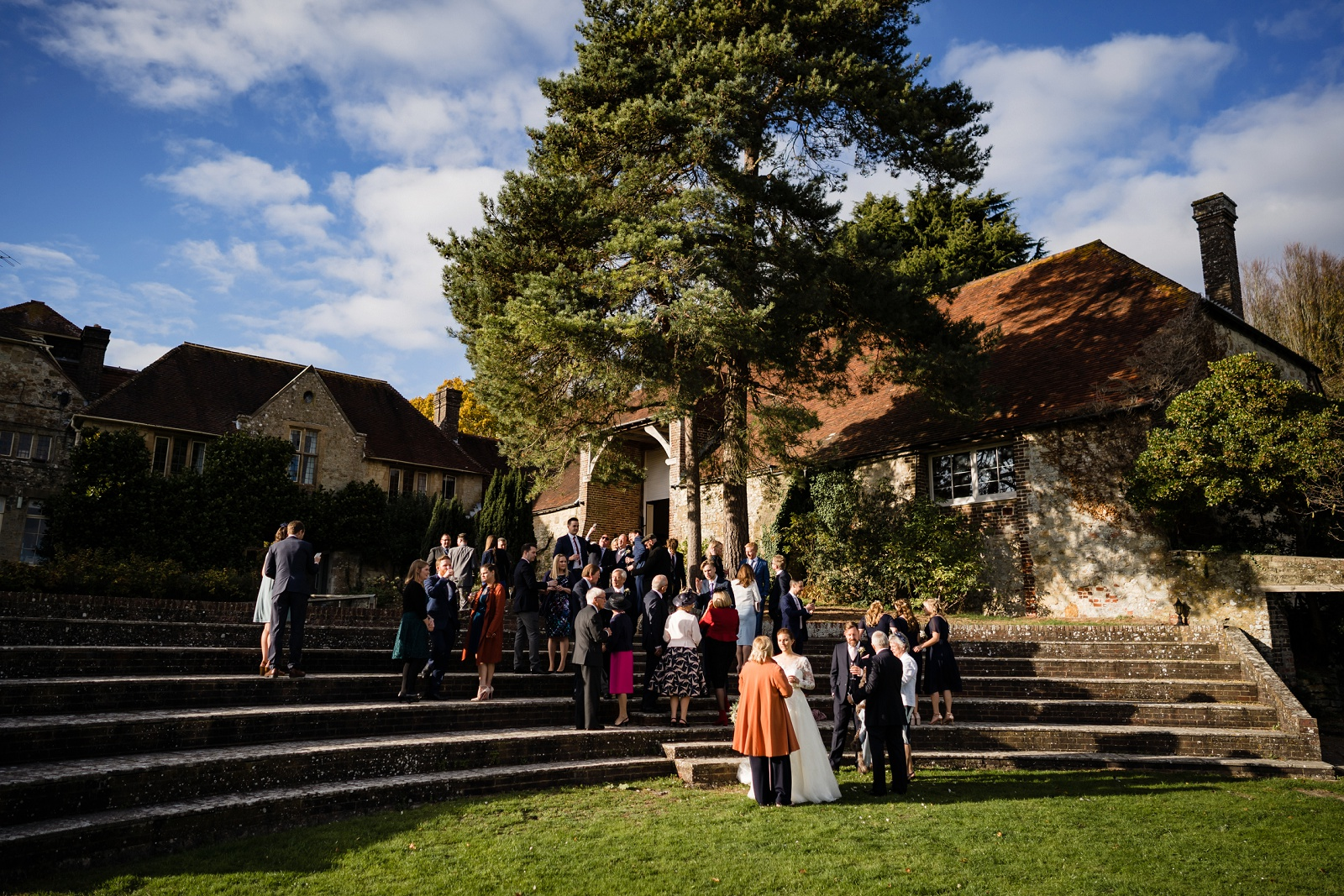 Dorset House School Wedding
