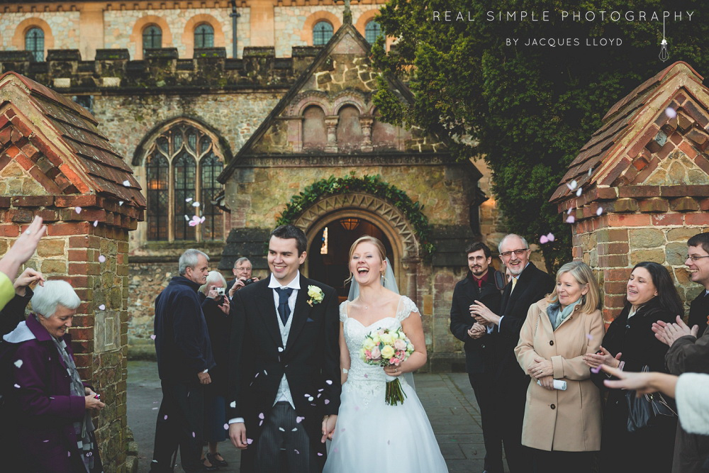Church Wedding - St. Peters Church in Petersfield, Hampshire
