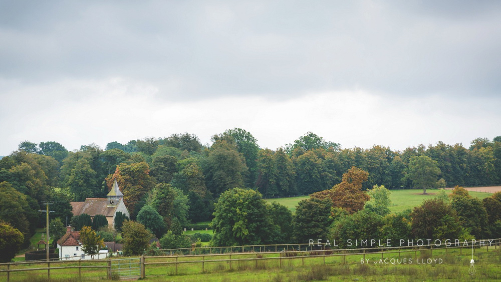 Church Wedding - St Andrews South Warnborough, Hampshire
