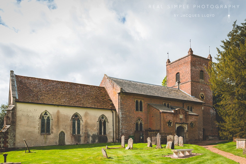 Church Wedding - Church Of The Assumption Of The Blessed Virgin Mary Froyle, Hampshire