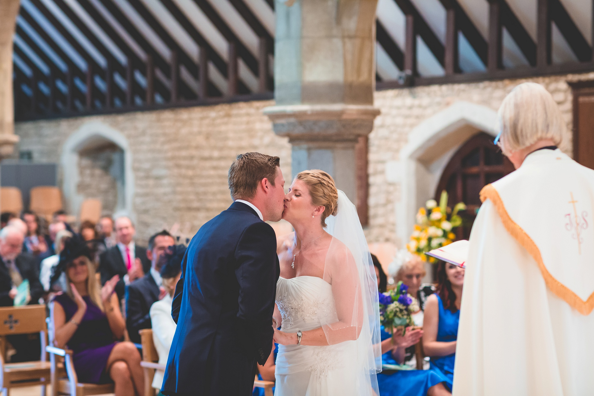 Wedding Photographer West Sussex - Farbridge Chichester
