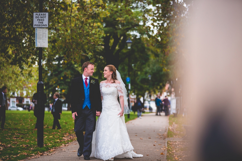 Wedding Photographer London by Real Simple Photography