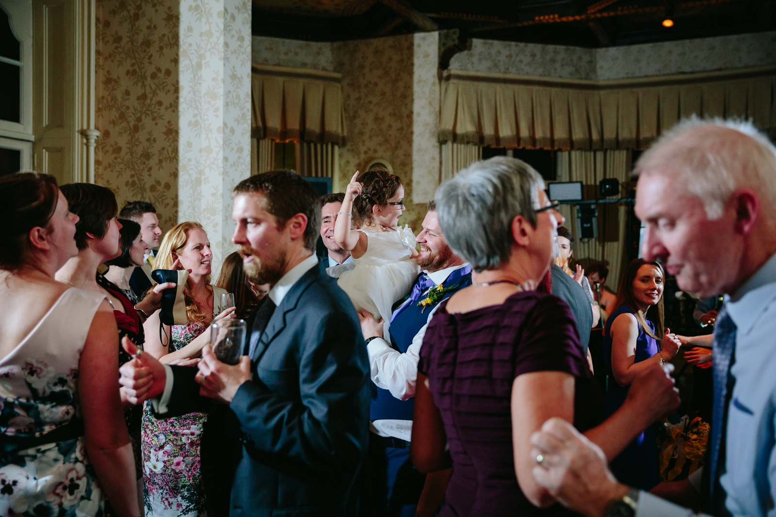 The eElvetham Wedding