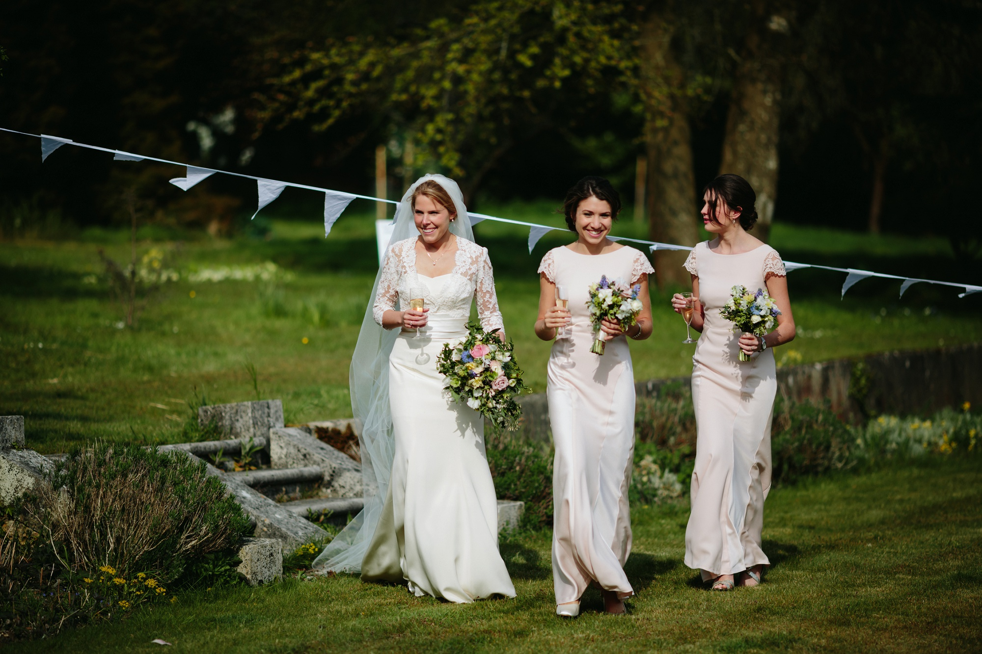 ownhams House Wedding