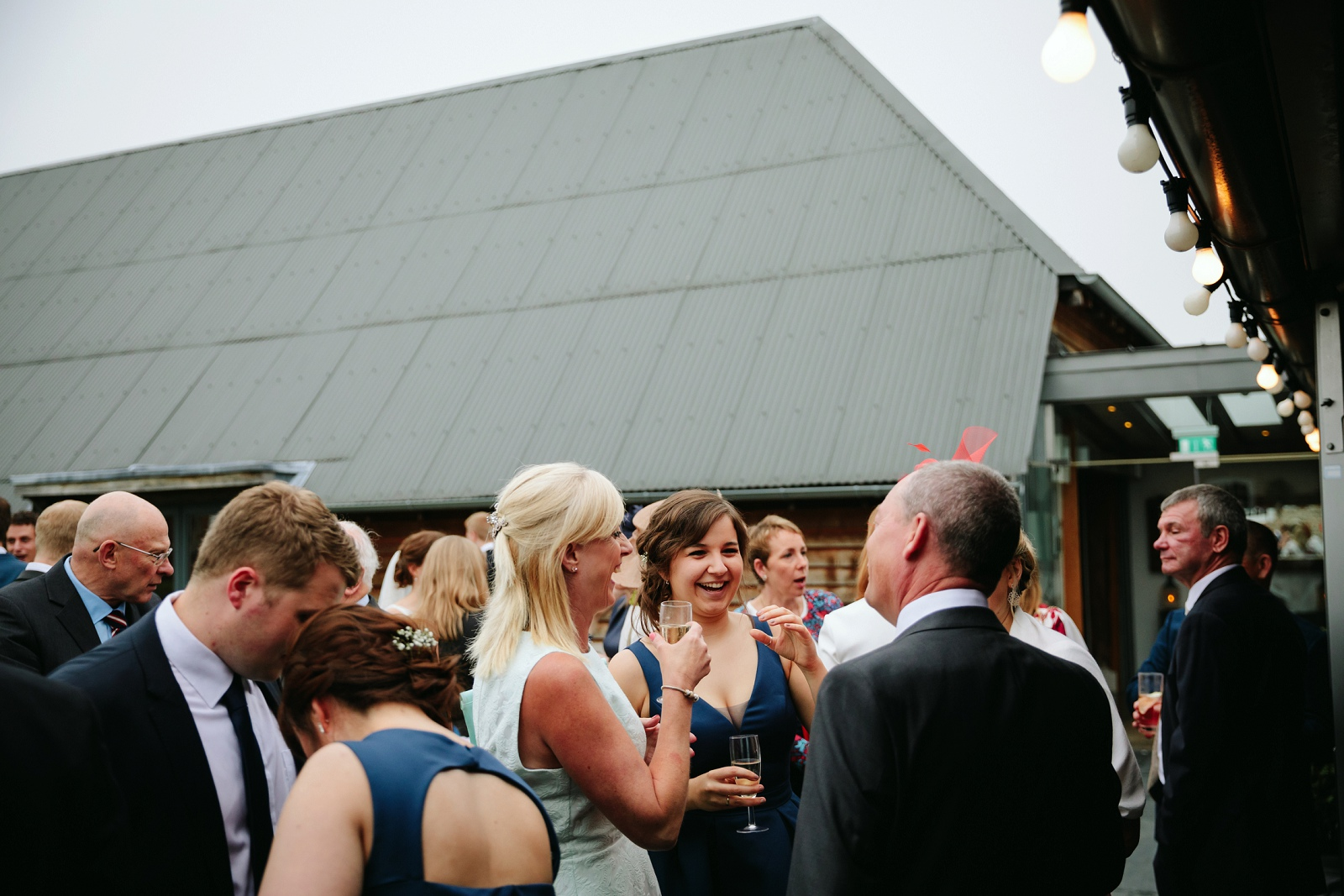 Southend Barns Wedding