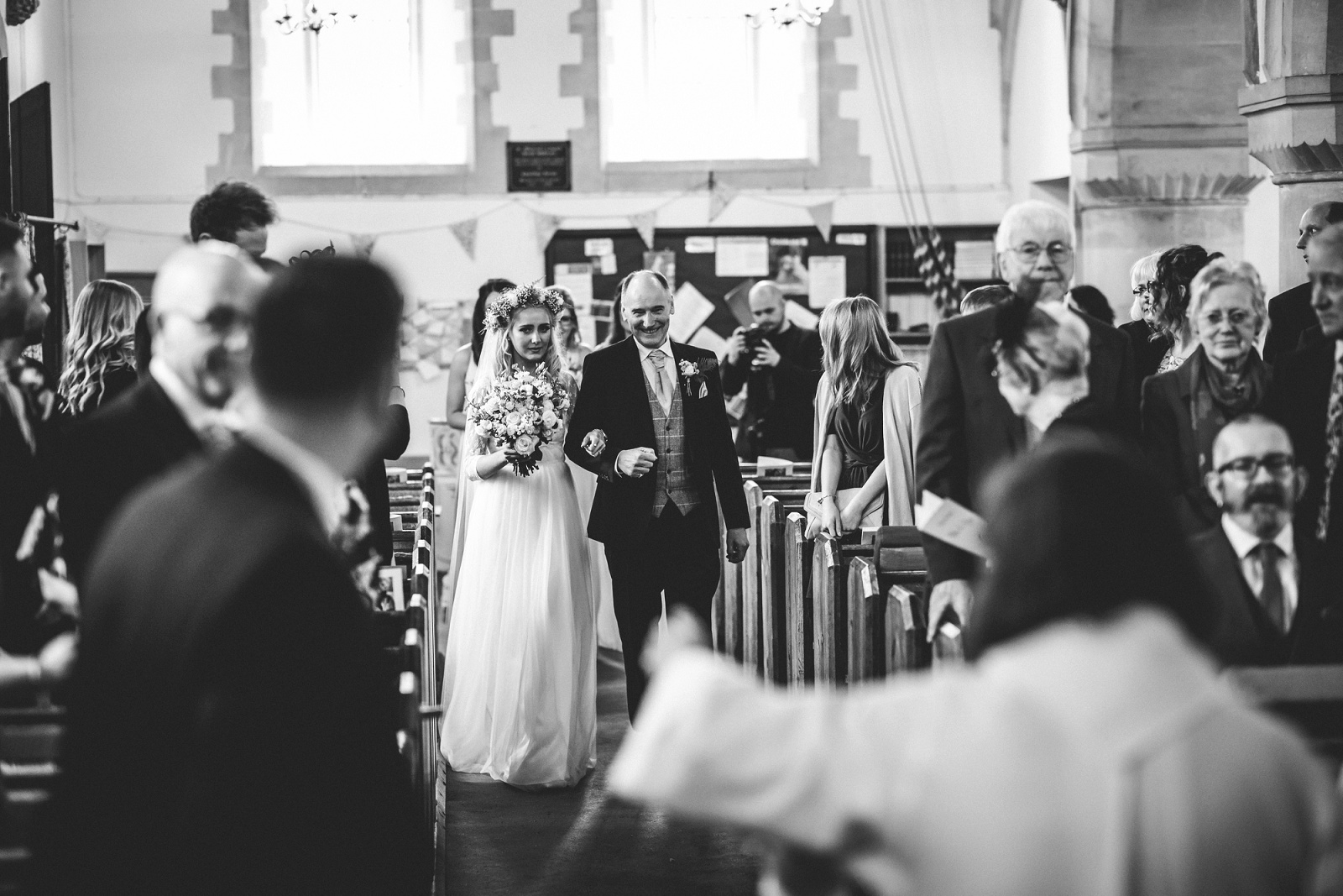 Rotherwick Village Hall Wedding