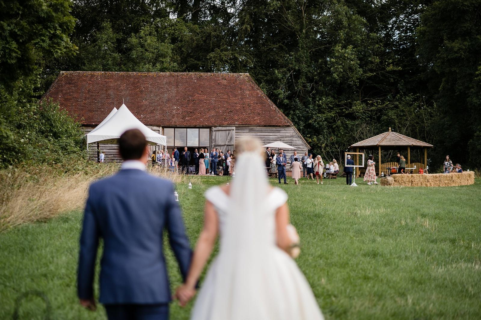 Gilbert Whites House Wedding