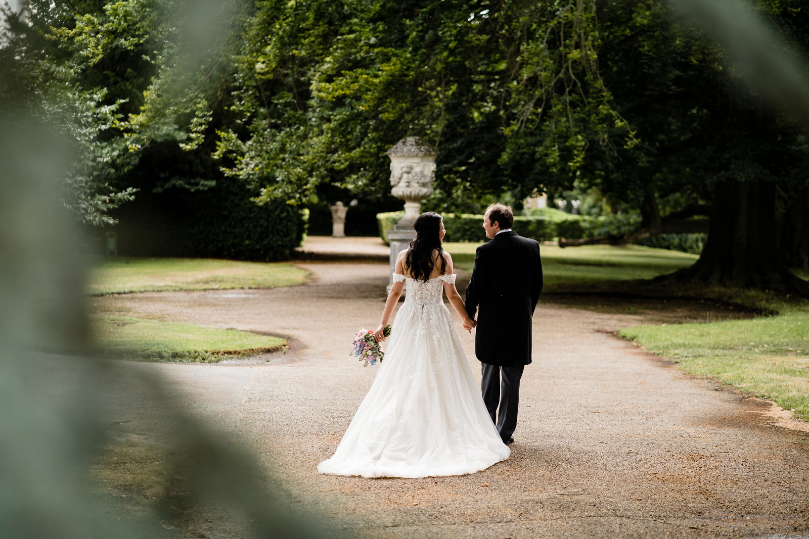 Oatlands Park Hotel Wedding
