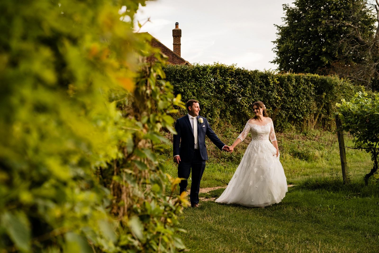 Denbies Wine Estate Wedding Photography