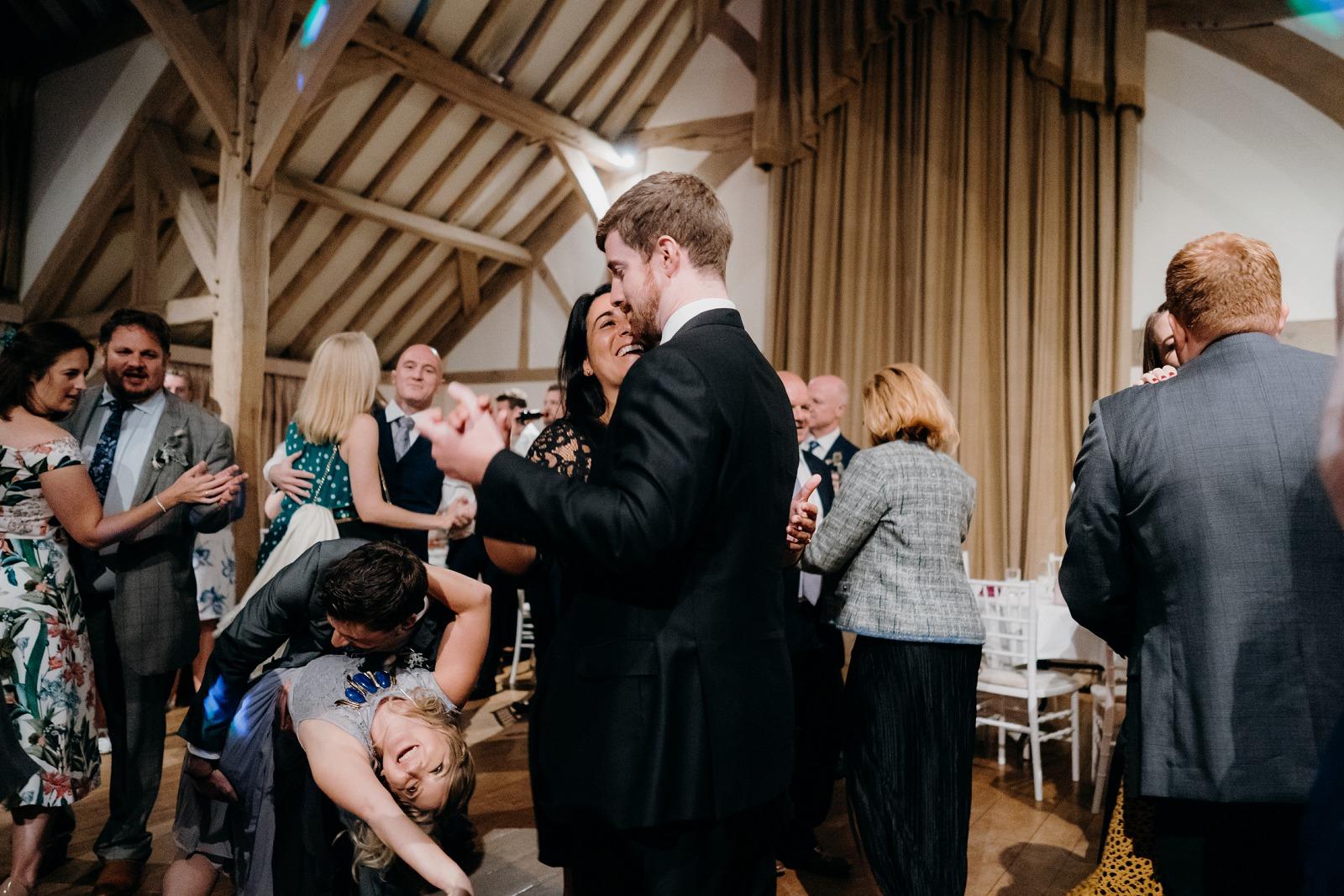 Cain Manor Wedding