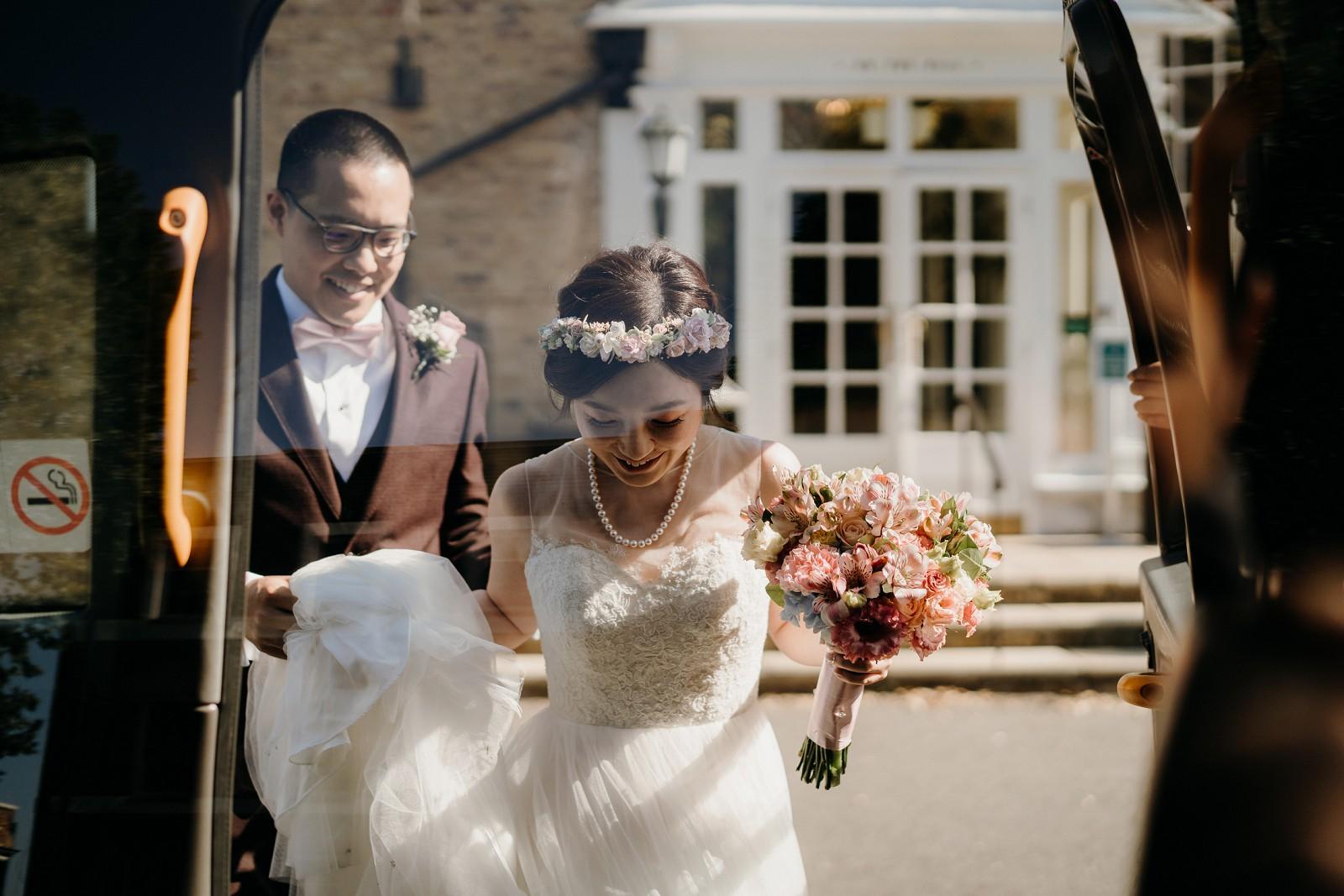 Pembroke Lodge Wedding Surrey
